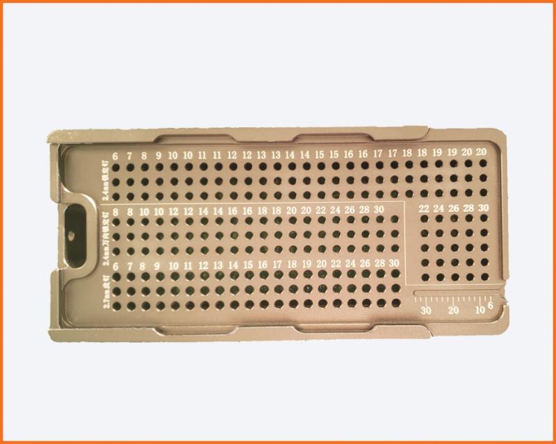 铝合金器械盒